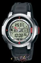 Zegarek Casio Collection AQF-100W-7BVEF
