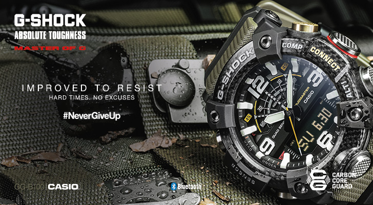 Zegarki Casio G-Shock