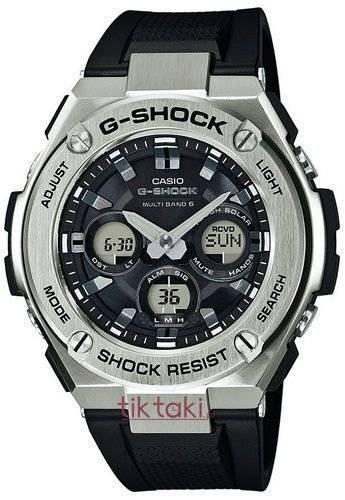 628eb3f2486764 Zegarek Casio G-SHOCK G-STEEL GST-W310-1AER