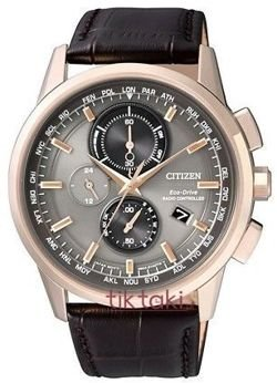 Zegarek Citizen Radio Controlled Chronograph Eco-Drive AT8113-12H