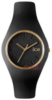 Zegarek ICE Glam - Black 000918,  224787