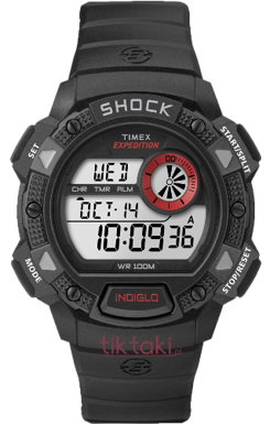 Zegarek Timex Expedition Shock T49977